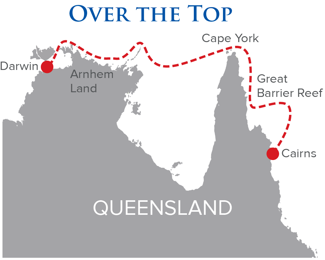 Over The Top Map
