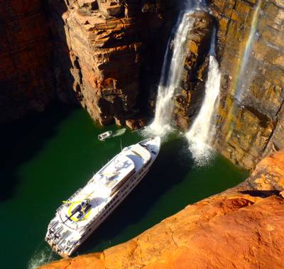 True North - Best Soft Adventure Cruise Ship Award