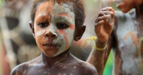 Many Face of Papua New Guinea