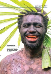 A Warm Welcome to Papua New Guinea