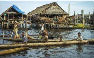 PNG Locals Welcome TRUE NORTH