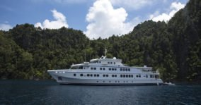Raja Ampat Day 1 without Helicopter