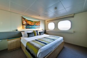River Class Cabin - True North Luxury Cruise