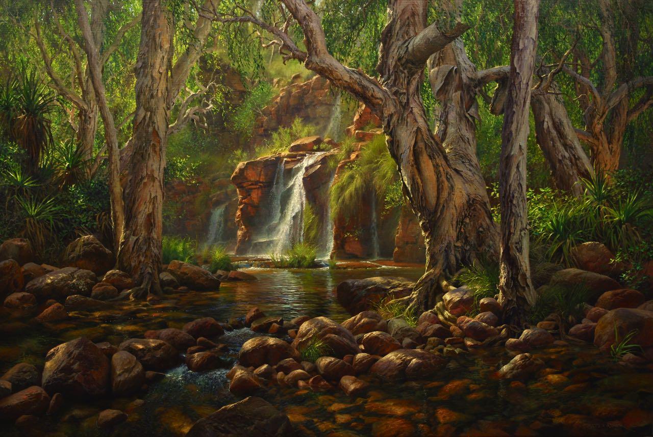 Secret Cascades - Andrew Tischler