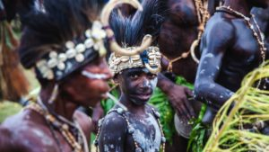 Sepik River - Ceremonial