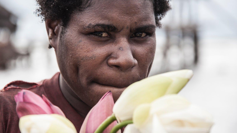 Sepik River Woman - Oli Oldroyd
