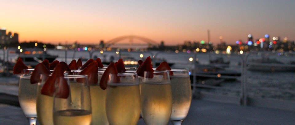 Sydney Rocks - New Year's Eve