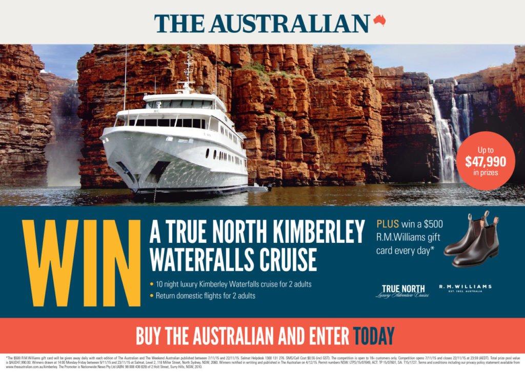 True North Promotion - The Australian