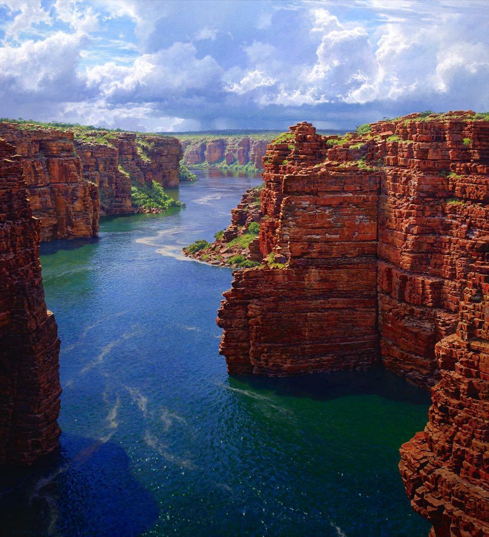 The King's Gorge - Andrew Tischler