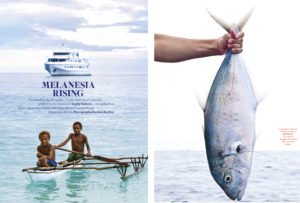 Melanesia Rising - Scuba Diving with TRUE NORTH