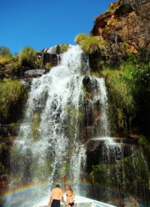 Kimberley Waterfall Shower