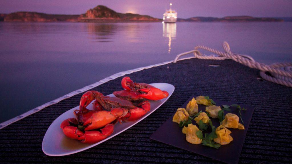 True North_Cuisine_Mud Crabs True North style
