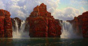 Twin Falls - Andrew Tischler