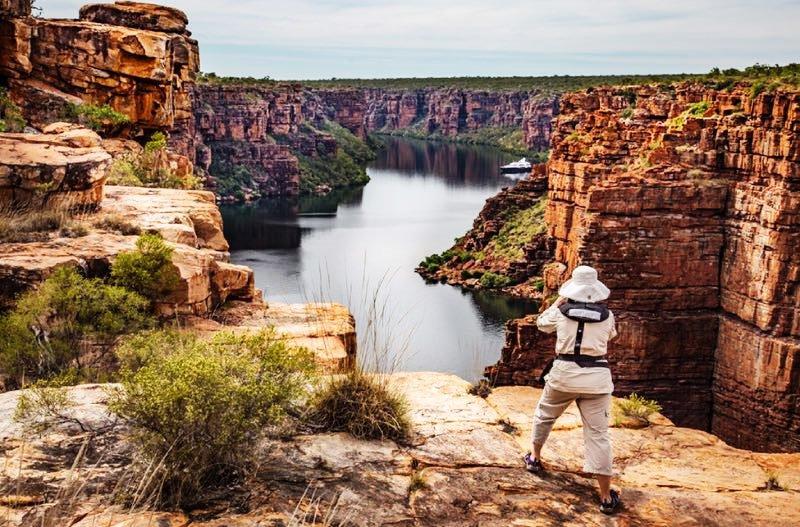 Untamed Glory Australia's Kimberley King George Falls