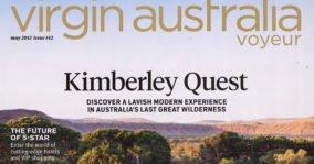 Virgin Australia Voyeur Cover Page