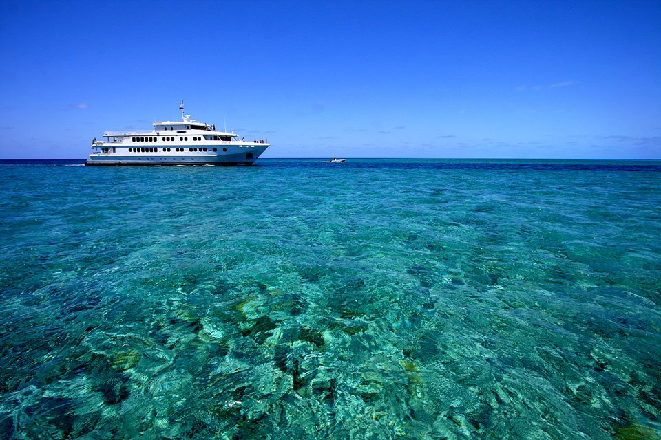 Coral Atoll Cruise