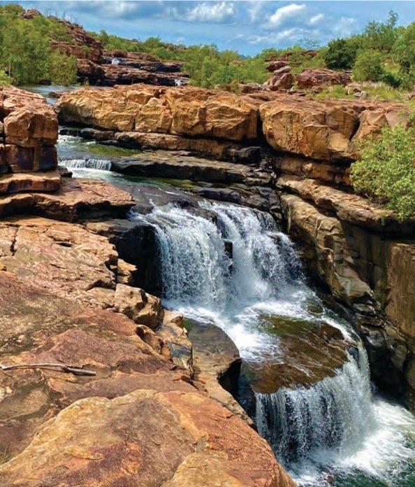 Waterfalls of Kimberley - True North