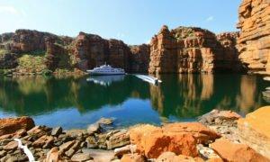 Kimberley Cruise - Ashore For A Climb