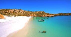 Kimberley Cruise Coastline