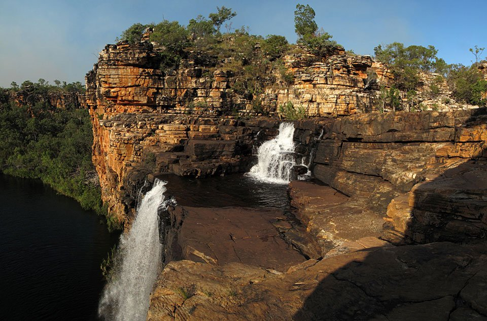 Kimberley Waterfalls