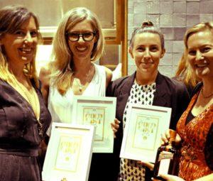 Gold List Awards Team True North
