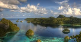 Raja Ampat Bay & Islands
