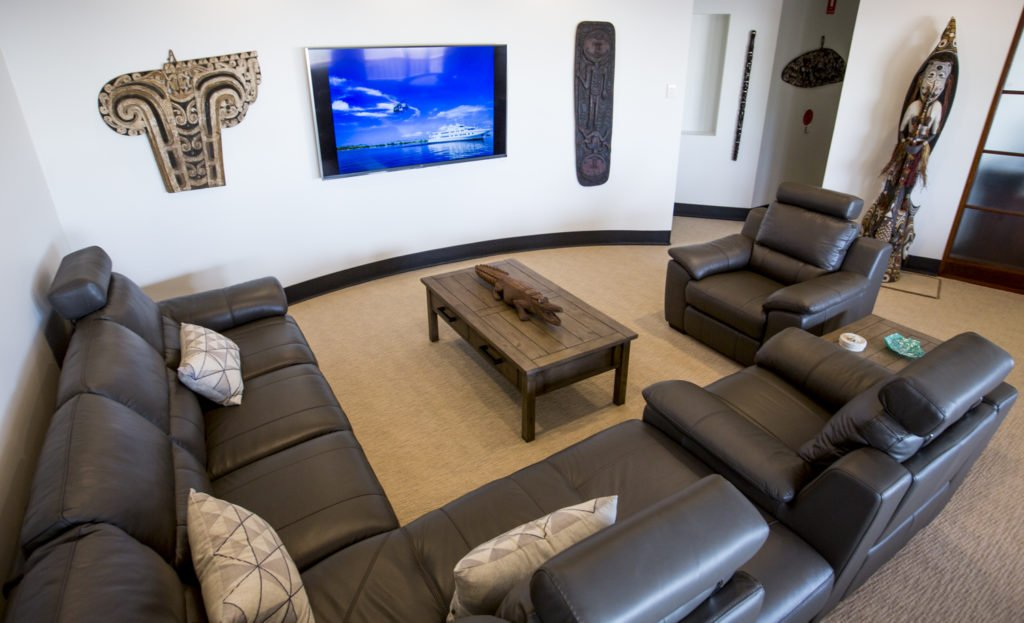 New Guest Lounge for the True North