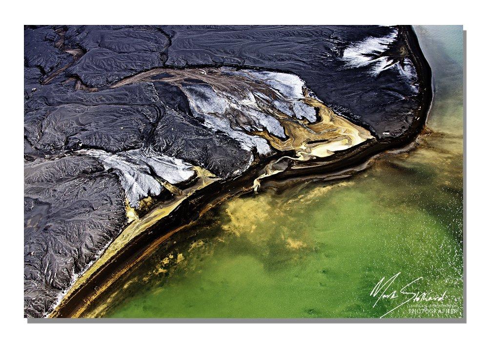 Rabaul Volcano Action - Mark Stothard